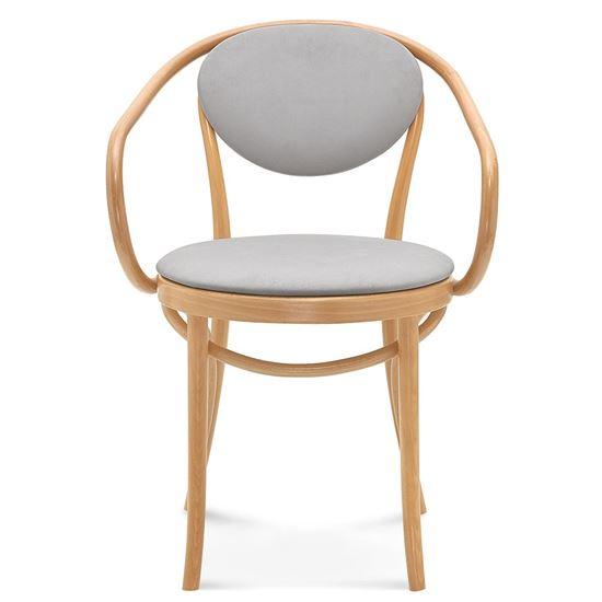 Hoop arm chair