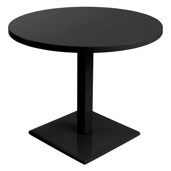 Round round dining table