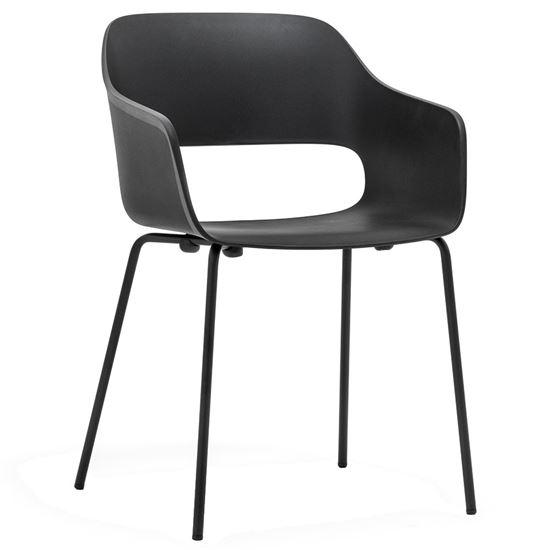 Babila metal armchair