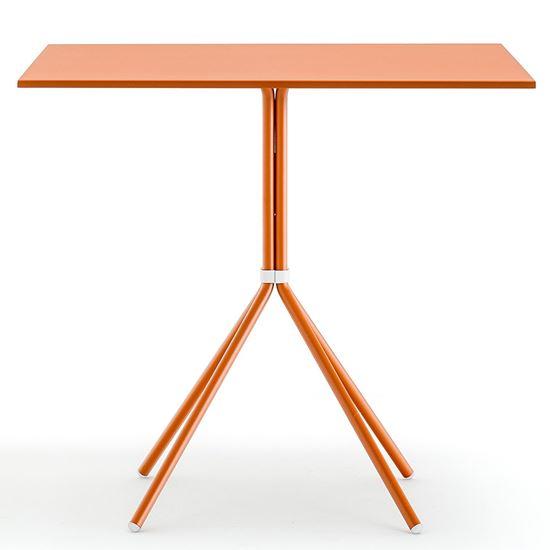 Nolita square dining table