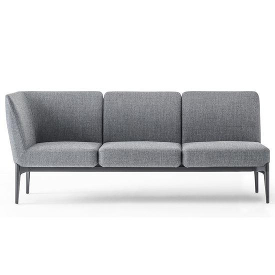 Social modular sofa