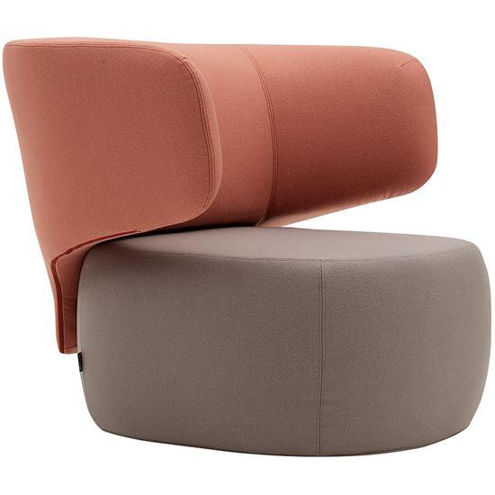 Basel lounge chair