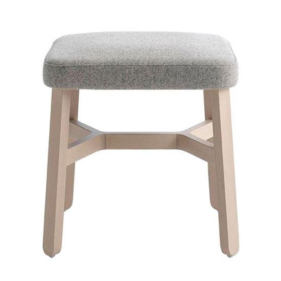 Croissant low stool