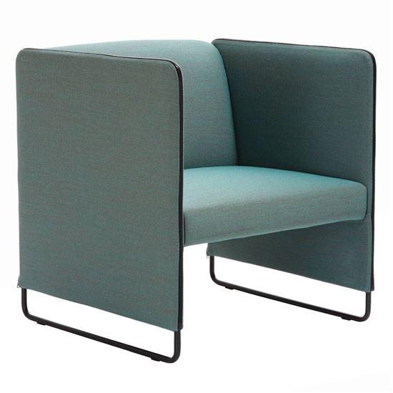 Zippo lounge chair