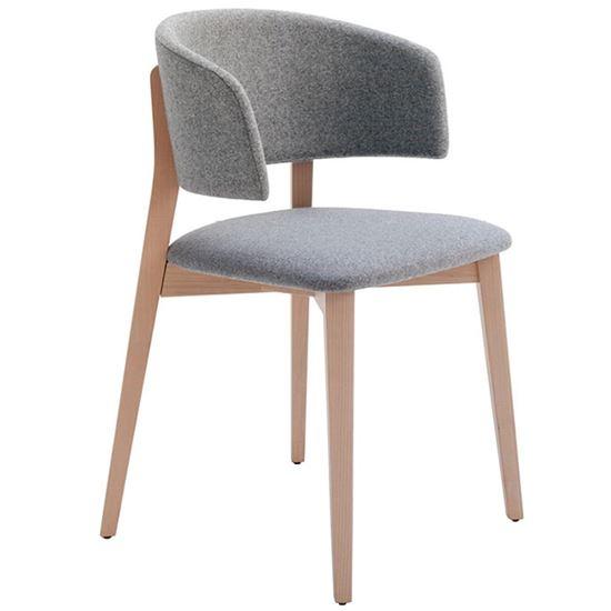 Wrap armchair
