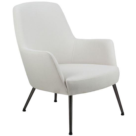 Glow low back lounge chair