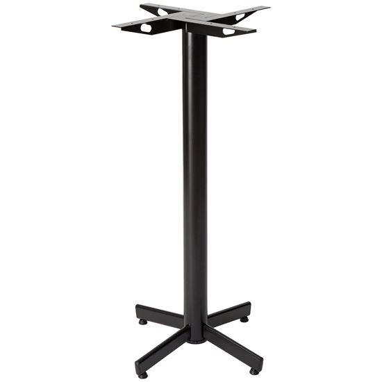 Stable poseur table base