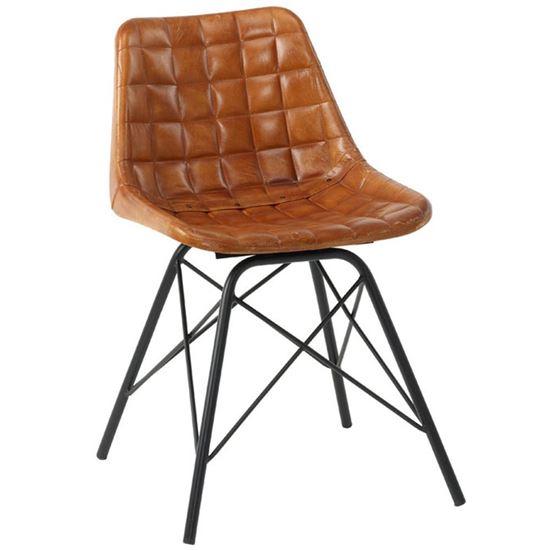 Stitch side chair