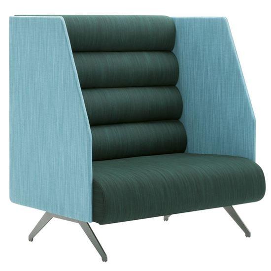 Ren high back sofa