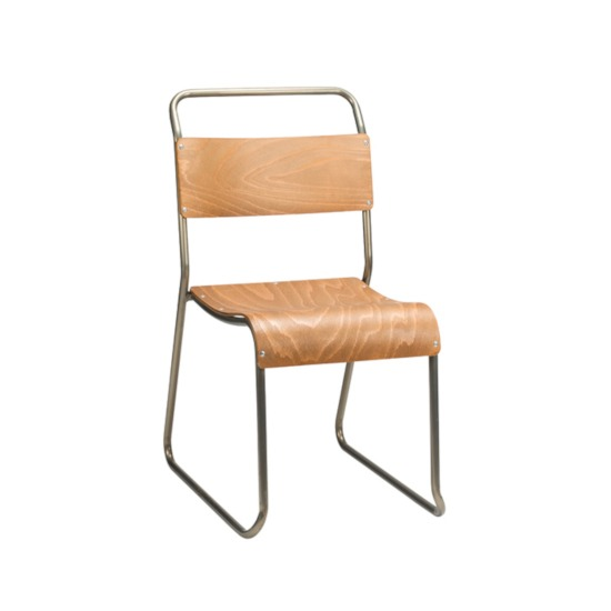 Canteen side chair