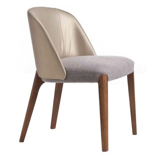 Bellevue side chair