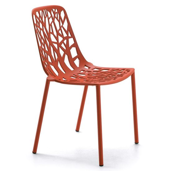 Forest side chair