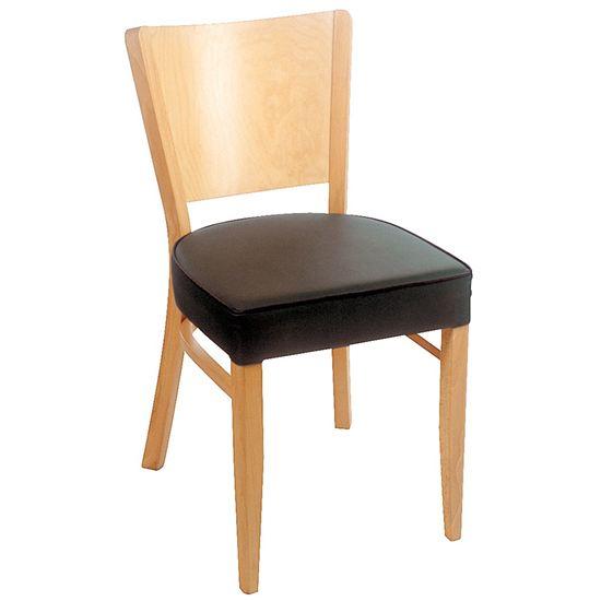 A23 W side chair