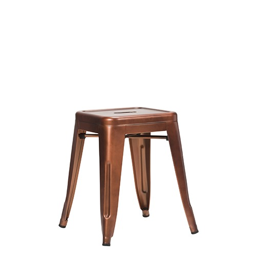 French bistro c low stool