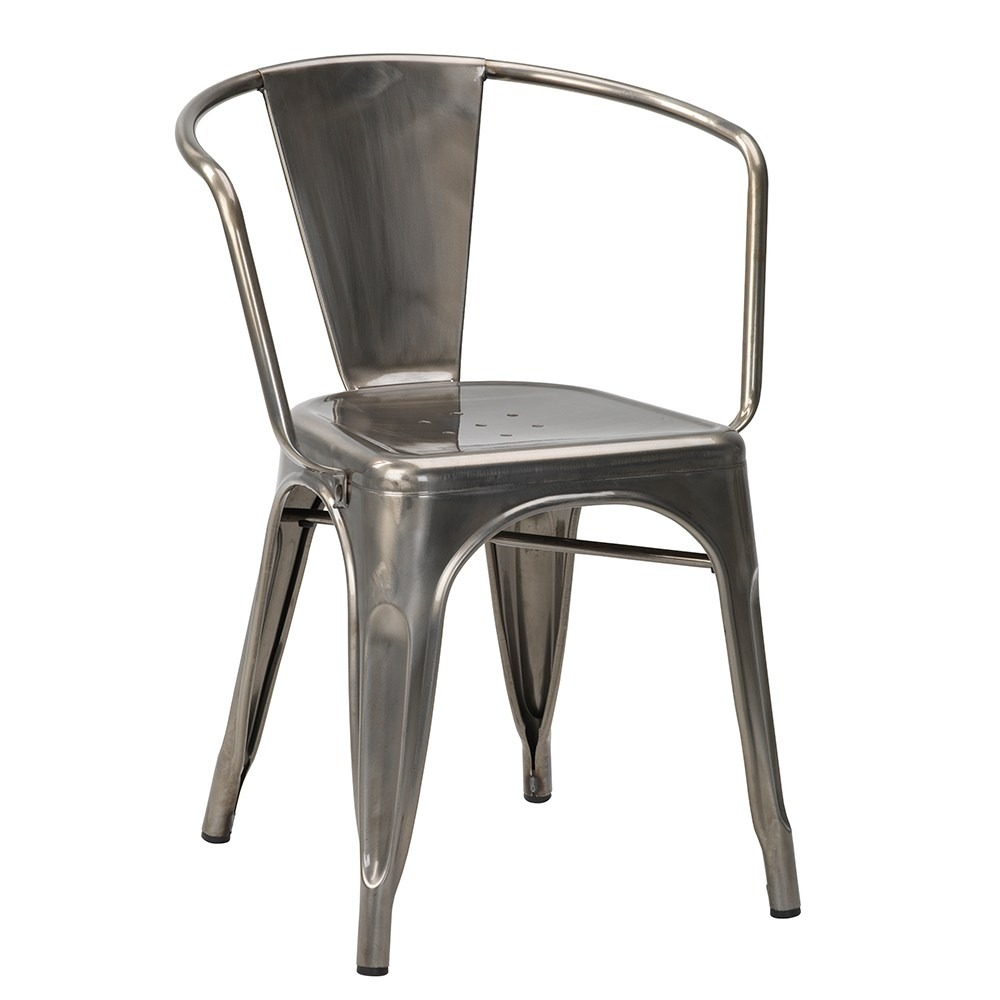 French bistro g armchair