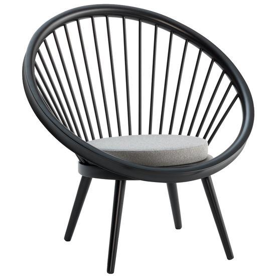 Loto lounge chair