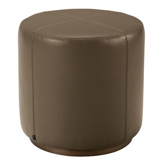 Round pouf 1