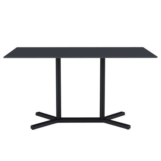 Bold dining rectangle