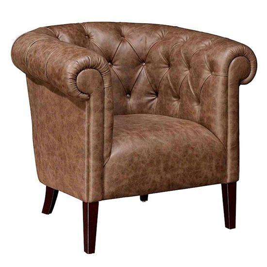 Chesterfield tub chair