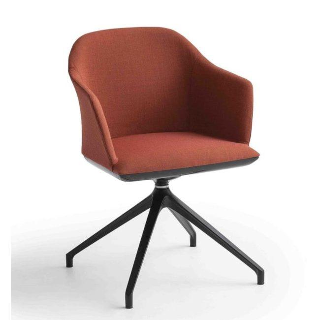 Manna swival armchair