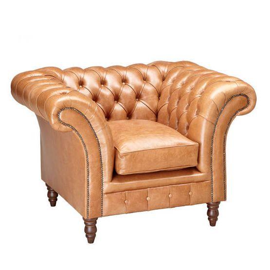 Oxford lounge chair