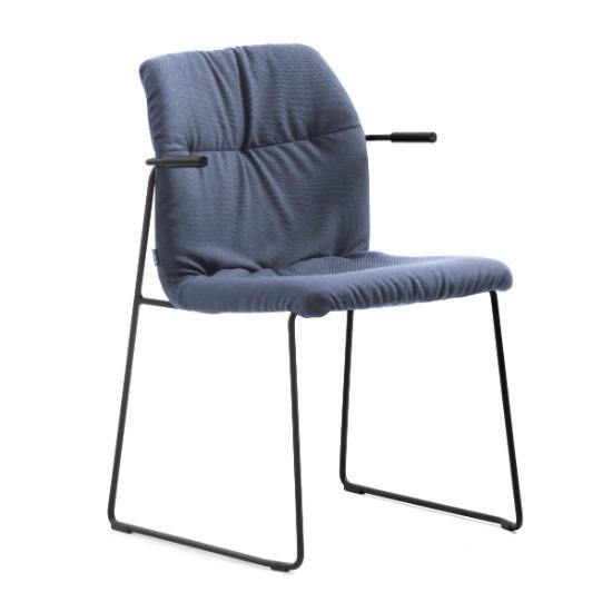 haddoc shell armchair