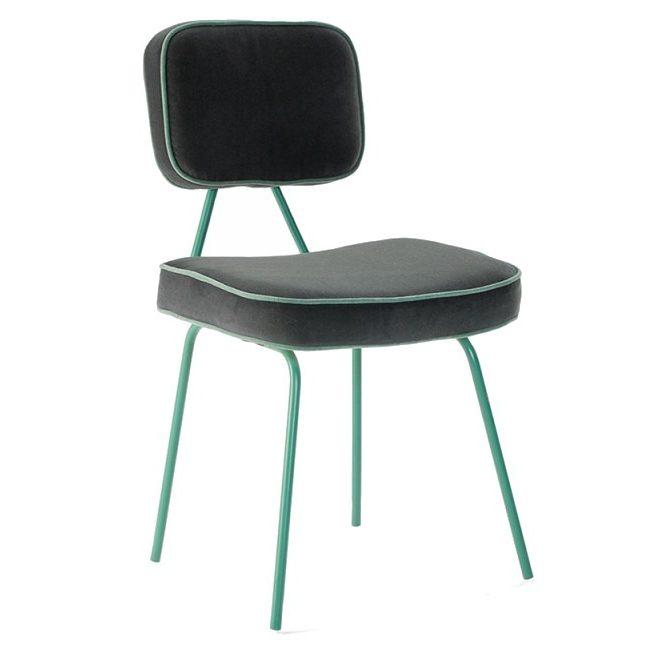 Slate side chair