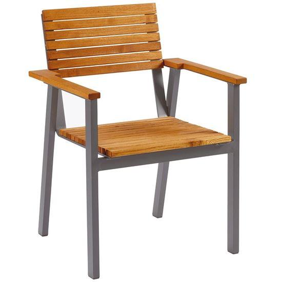 Bench armchair