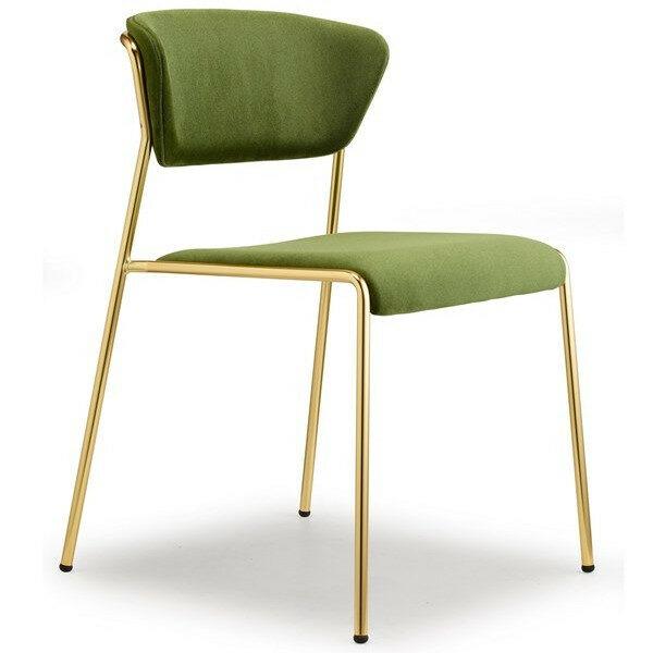 Lisa upholstered side chair