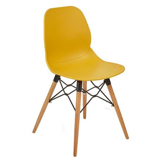 Shoreditch W side chair