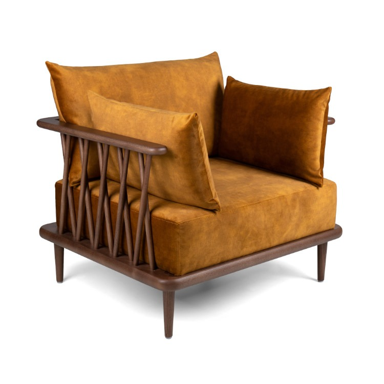 Nature lounge chair, Hotel furniture, dynamic contract furniture, workplace furniture, contract furniture