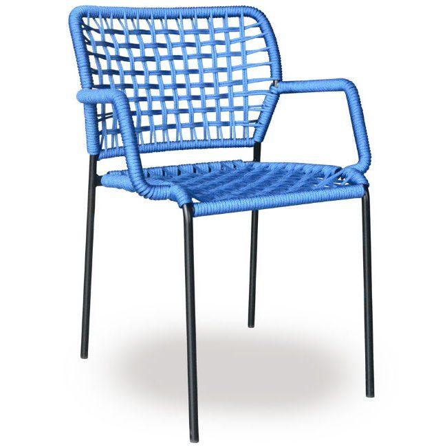 Corda armchair