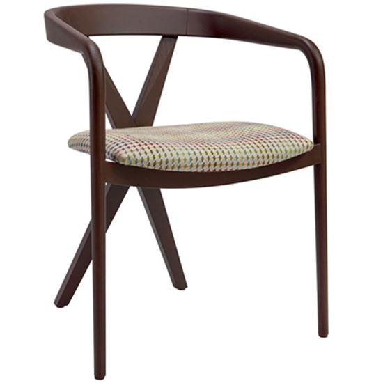 dueto armchair, Hotel furniture, dynamic contract furniture, workplace furniture, contract furniture