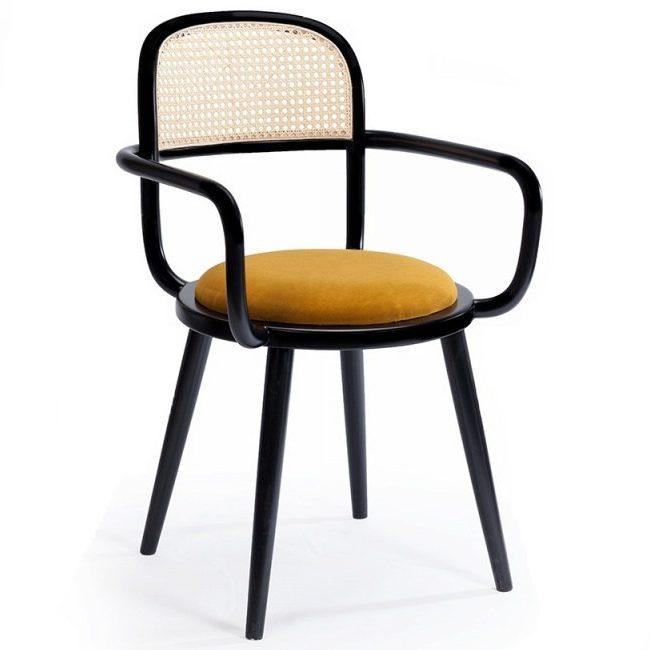 Luc uph armchair