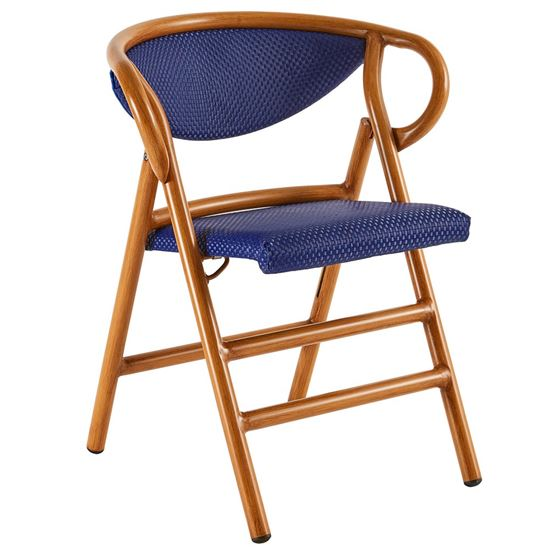 Plio folding armchair