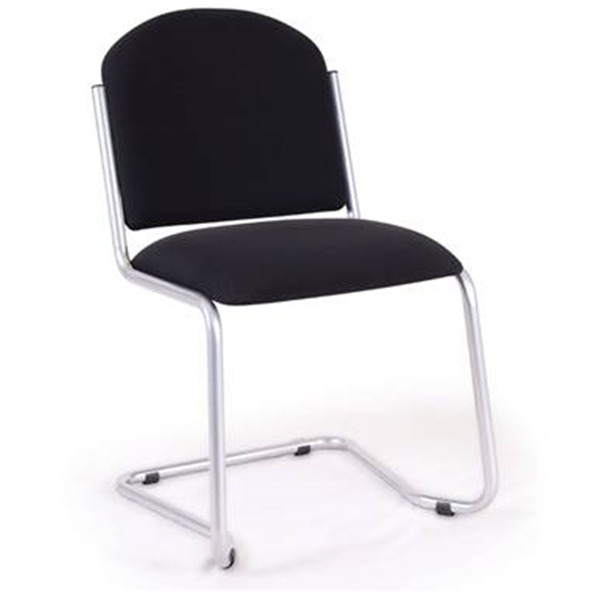 City cantilever side chair