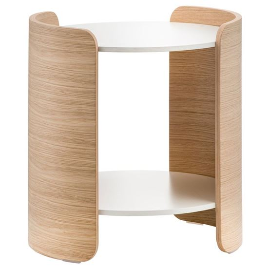 Parenthesis side table