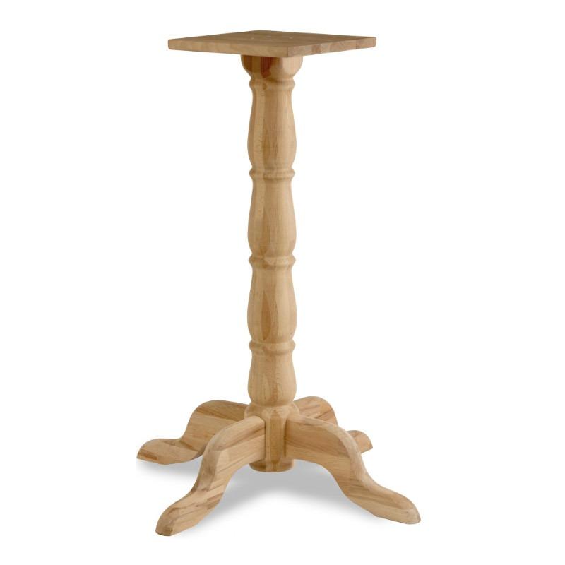 Bark high table