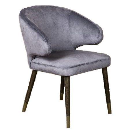 curb armchair