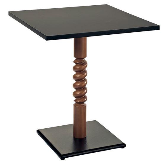 Alvor square table base