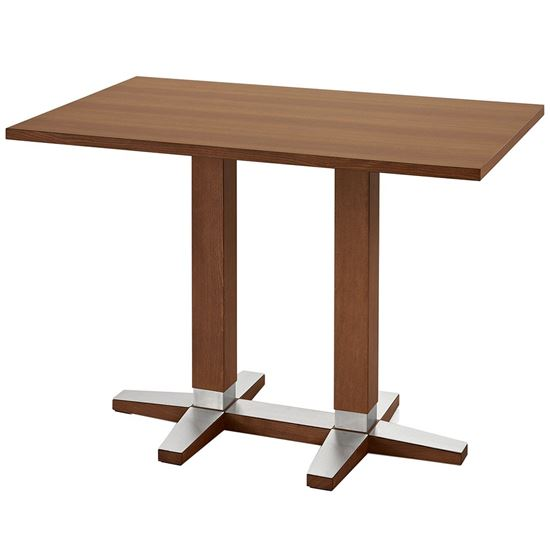 Pico twin table base