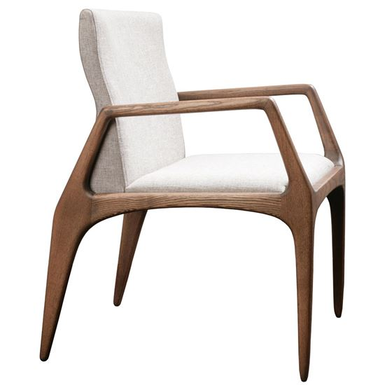 Moxey armchair