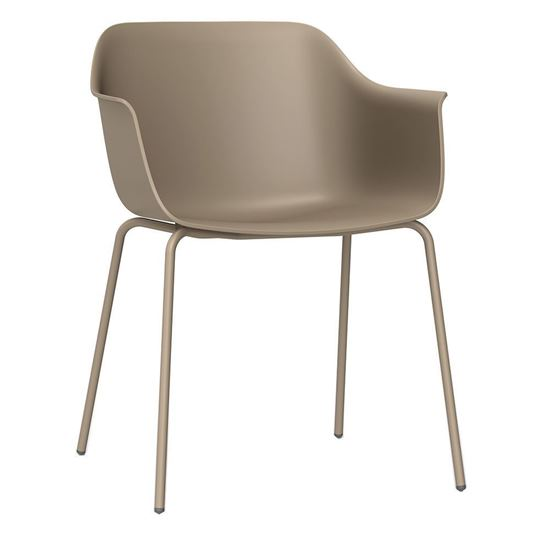 Shape M armchair
