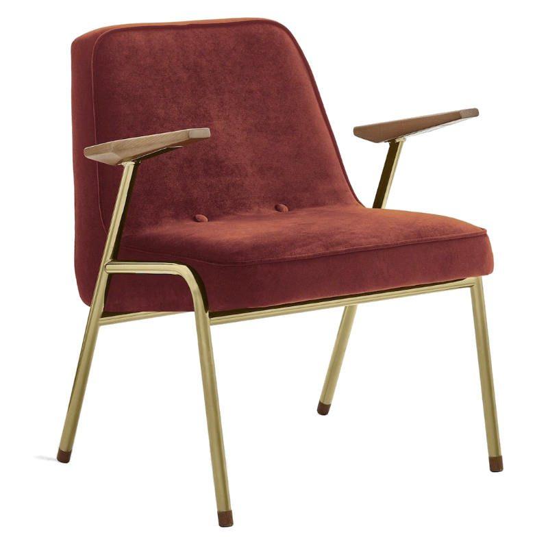 366 metal armchair