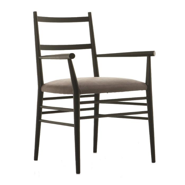 Alpha armchair