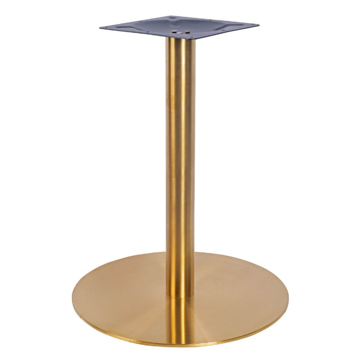 Brass Large Table Base