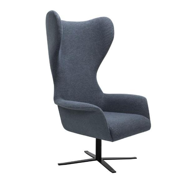 Viva swivel lounge armchair