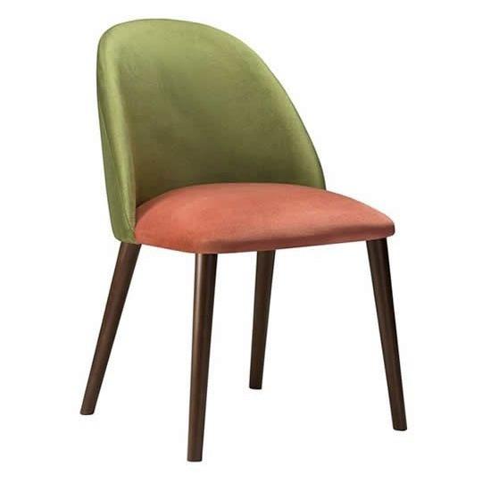 Mac full side chair